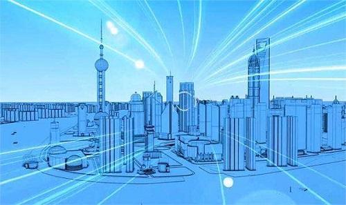 智慧城市建设中都运用了哪些物联网技术?