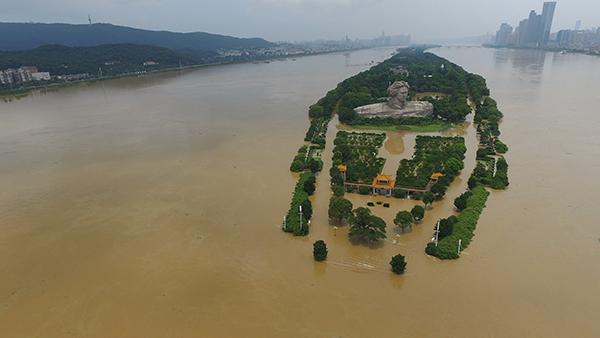 从南方多地强降雨抗洪救灾看智慧城市发展建设