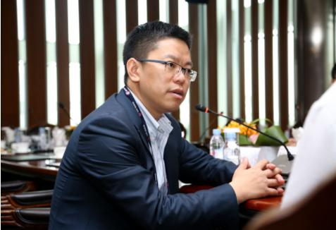 华为TDD产品线总裁熊伟