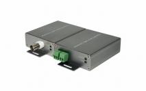 单路同轴/2芯线网络传输器/转换器