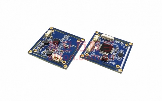 100Mbps同轴/2芯线EoC模组
