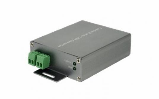 电梯随缆专用2芯线网络传输器
